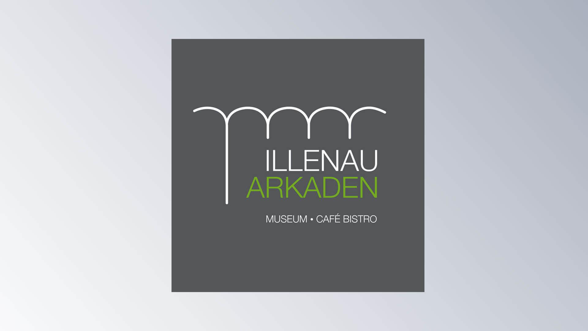 Illenau Arkaden Museum Achern Logo