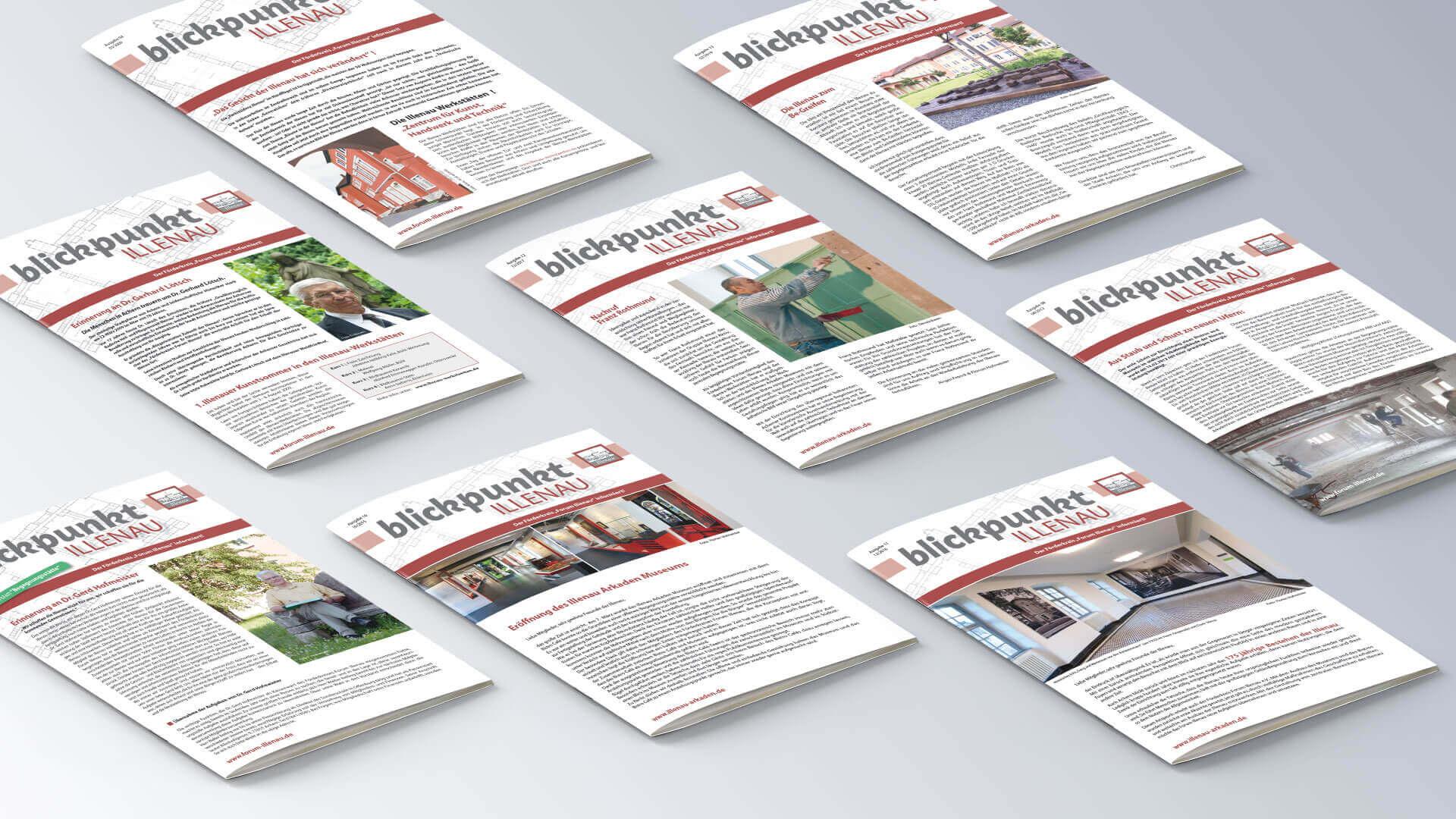 Illenau Arkaden Museum Achern Magazin Newsletter Blickpunkt