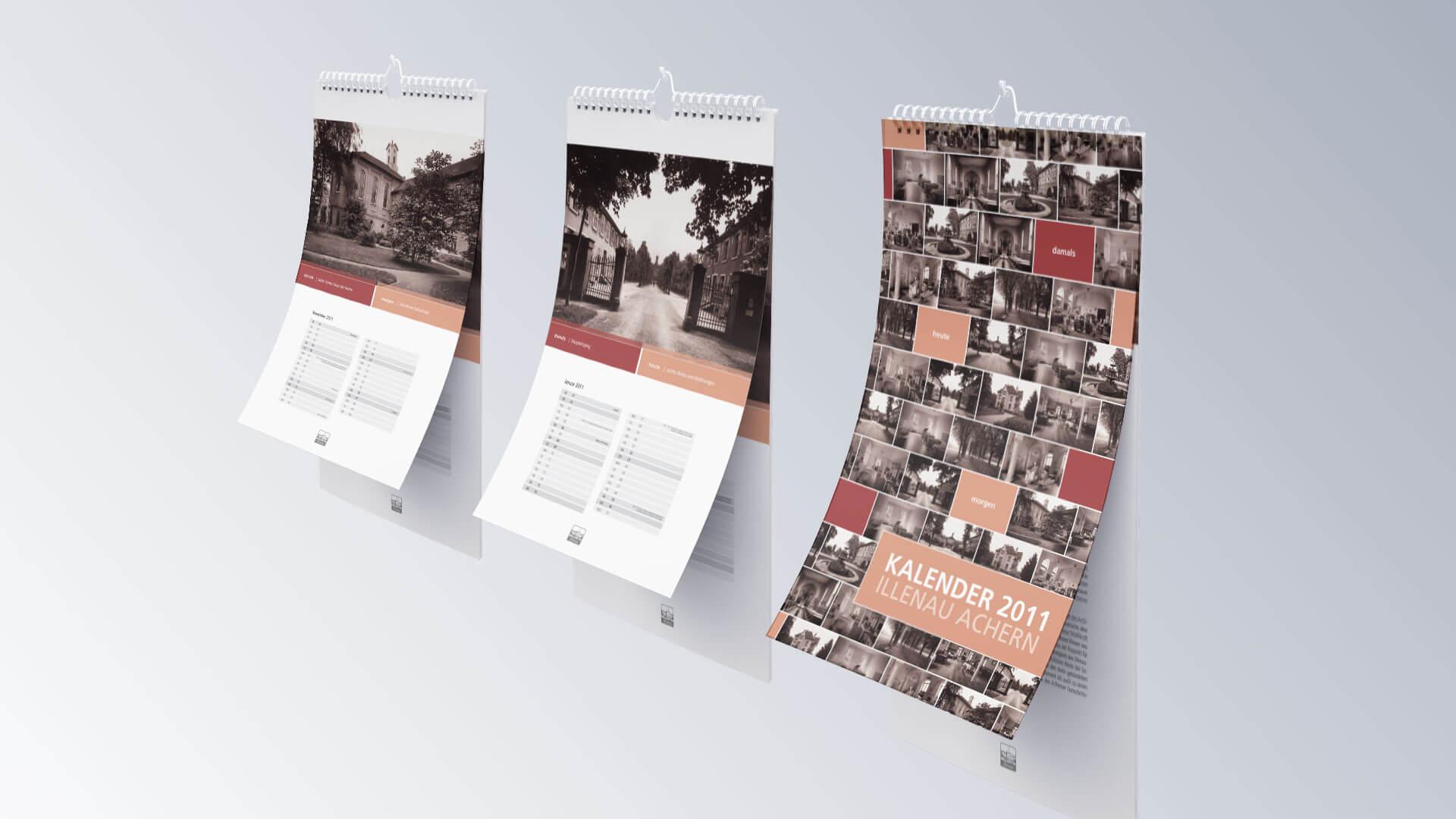 Illenau Arkaden Museum Achern Jahreskalender Fotografie