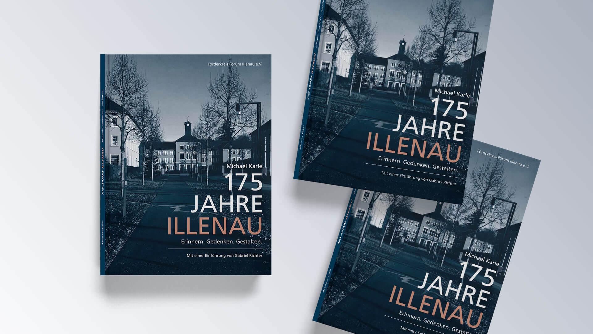 Illenau Arkaden Museum Achern 175 Jahre Illenau erinnern gedenken gestalten Buch Illenaubuch