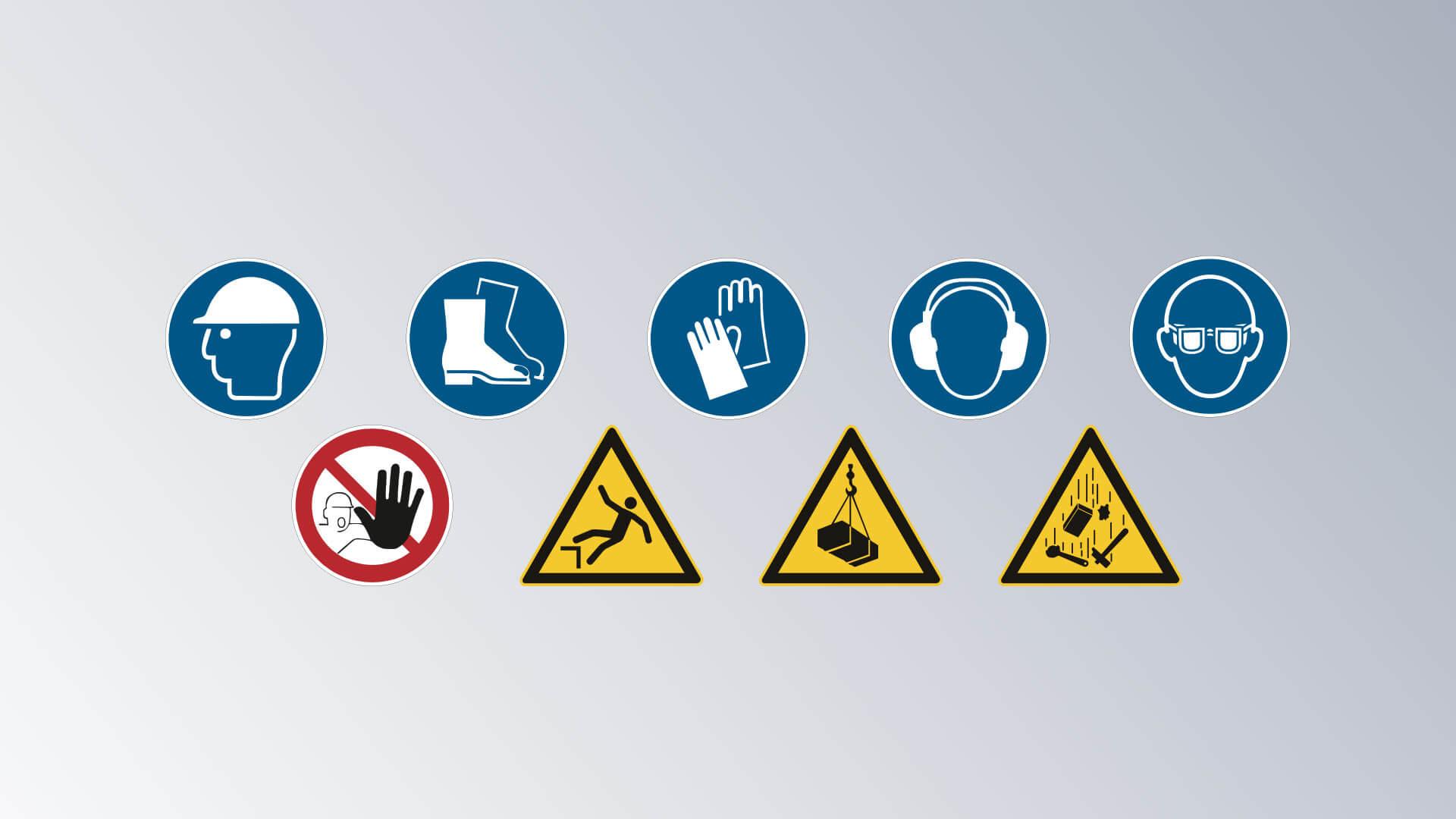 dieBauingenieure Icons Piktogramme