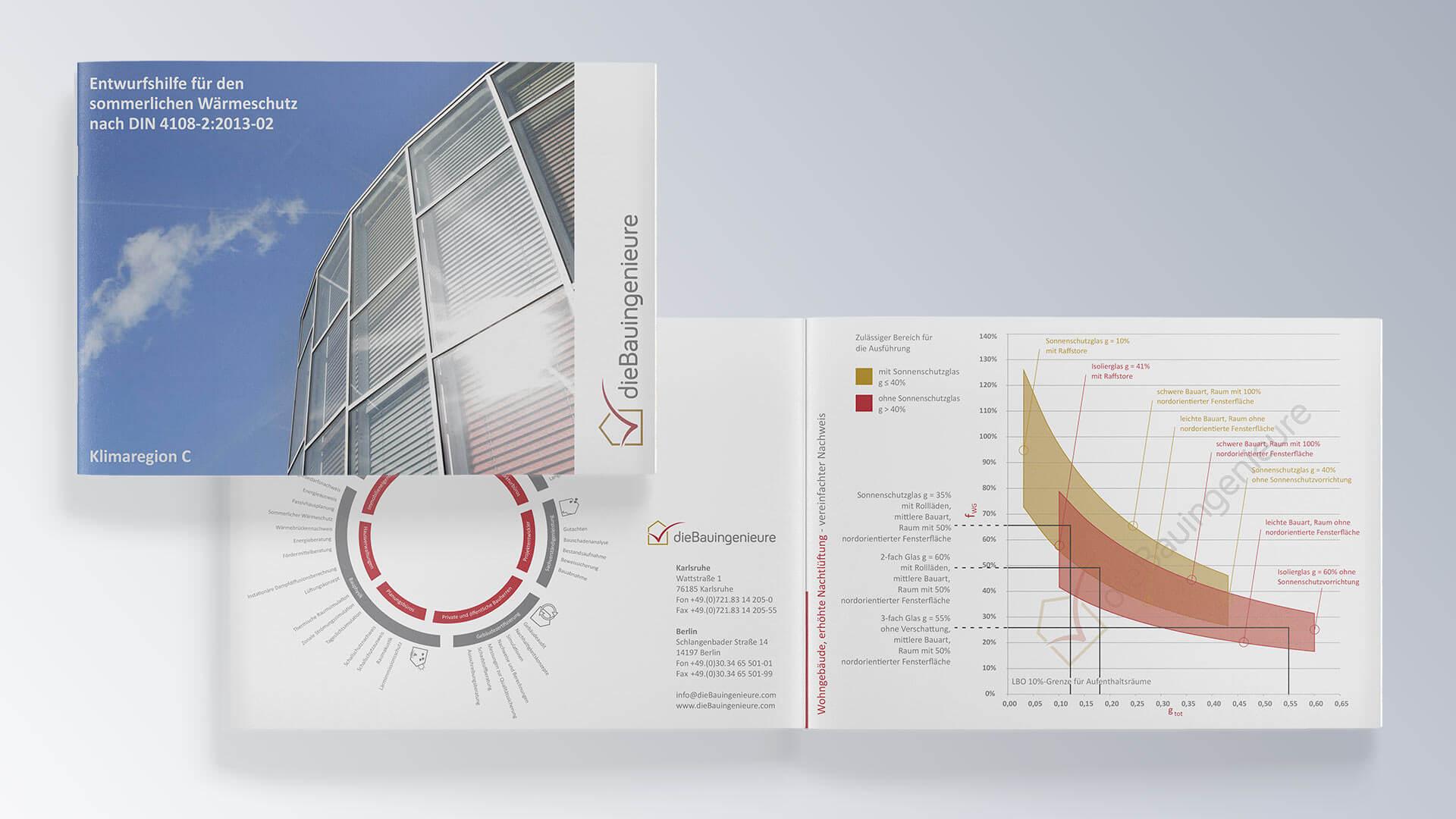 dieBauingenieure Magazin Wärmeschutz