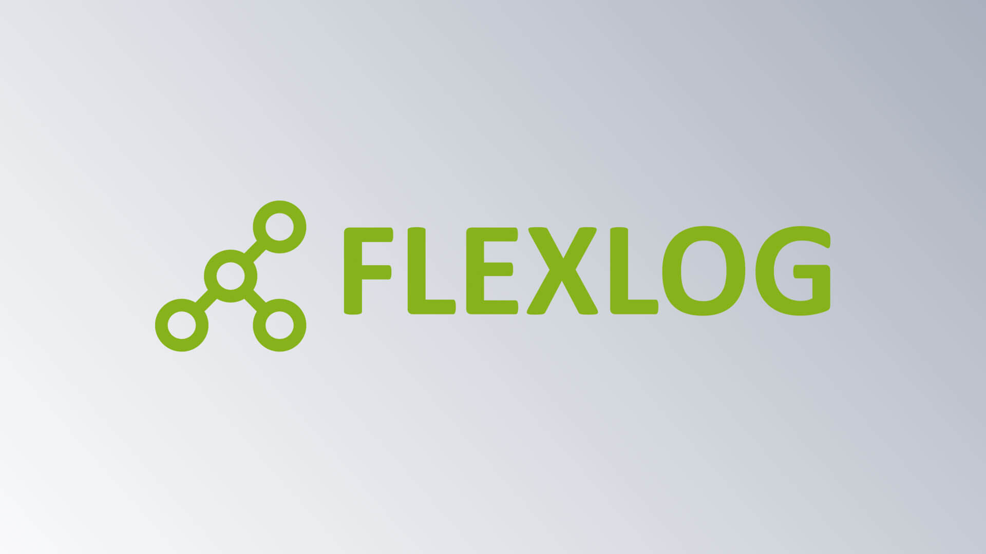 Flexlog Logo Logoentwicklung