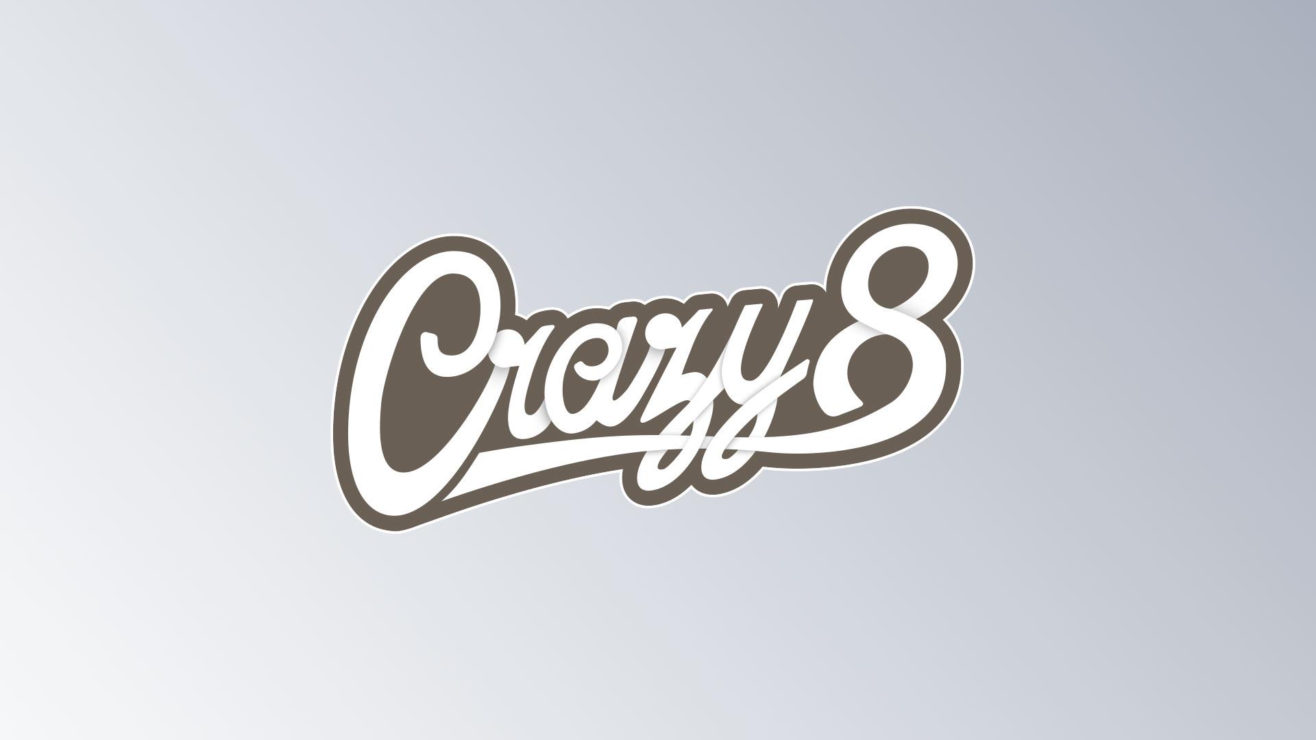 crazy8 Logo Logorelaunch