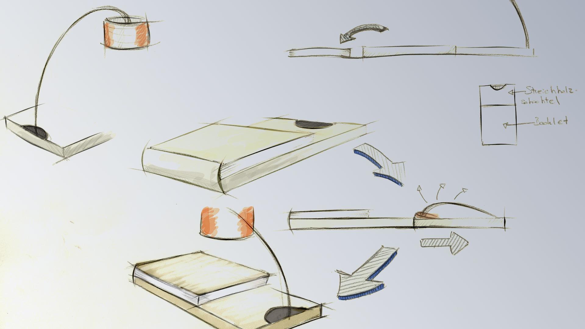 LED-Plan Leuchtmittel Scribble