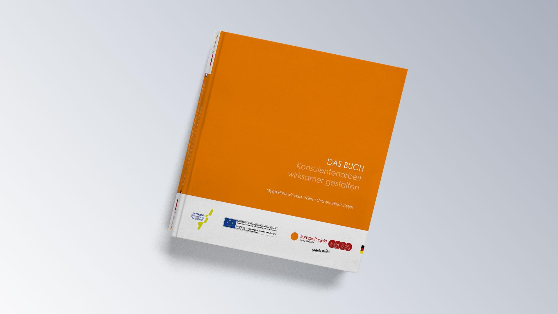 Euregioprojet Hand in Hand Buch