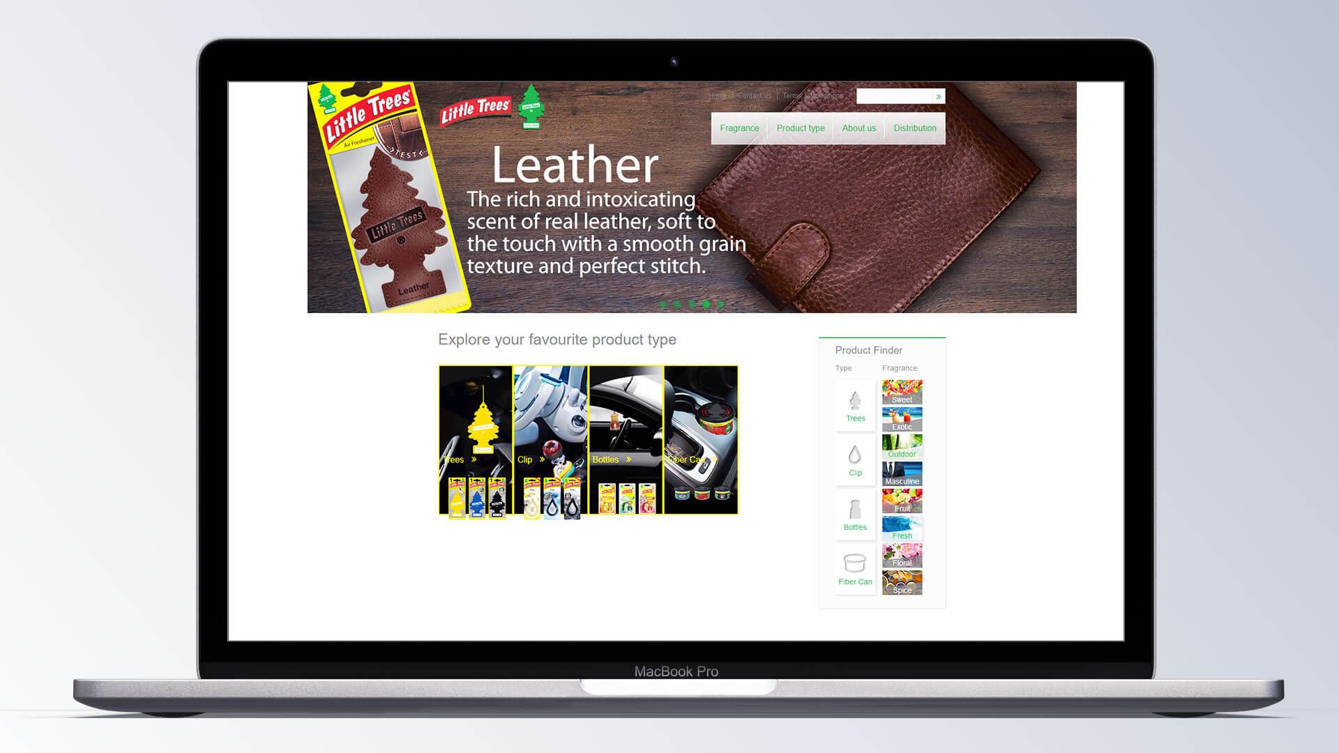 Wunder-Baum Lufterfrischer Leather
