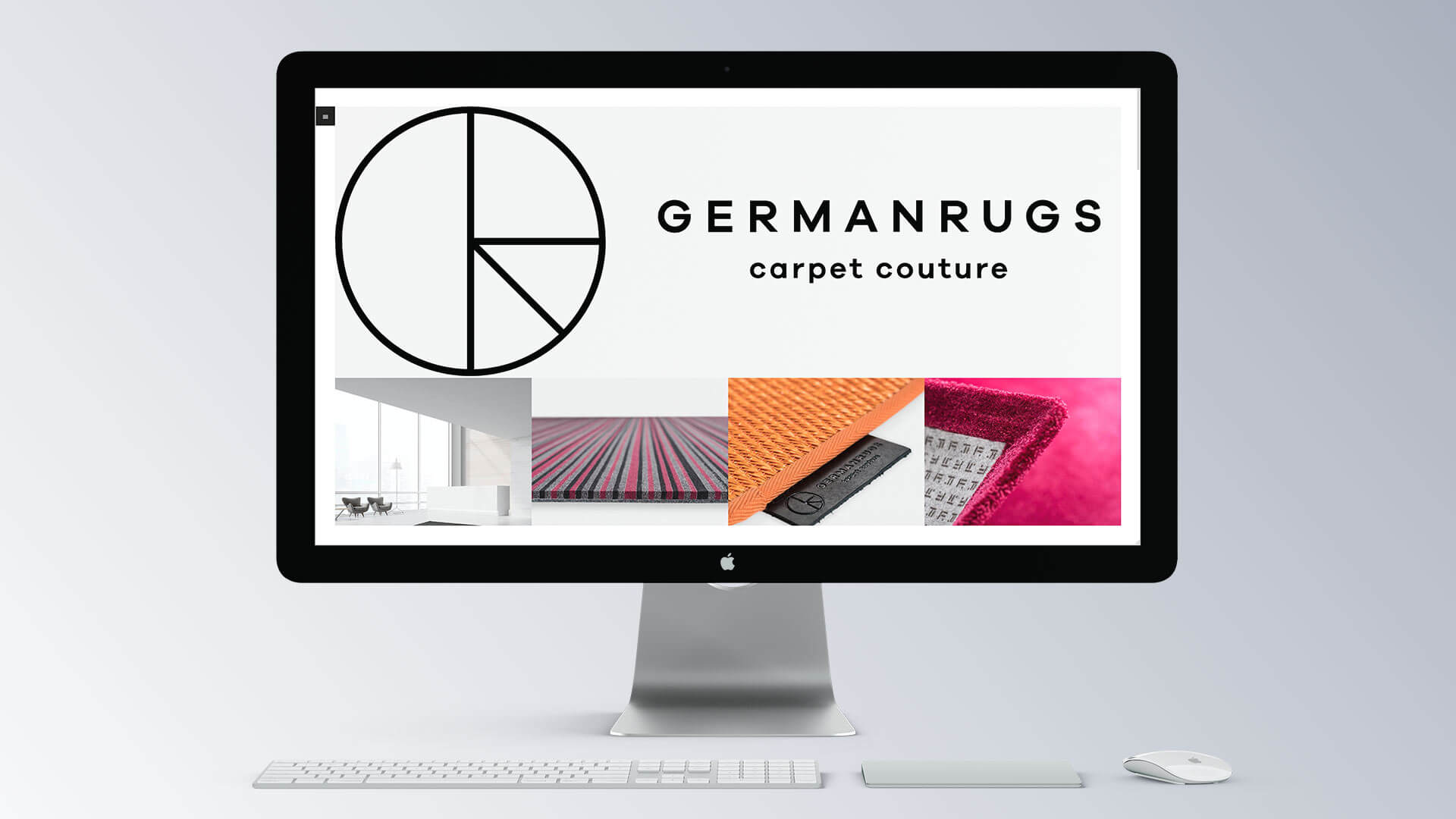 German Rugs Internetseite