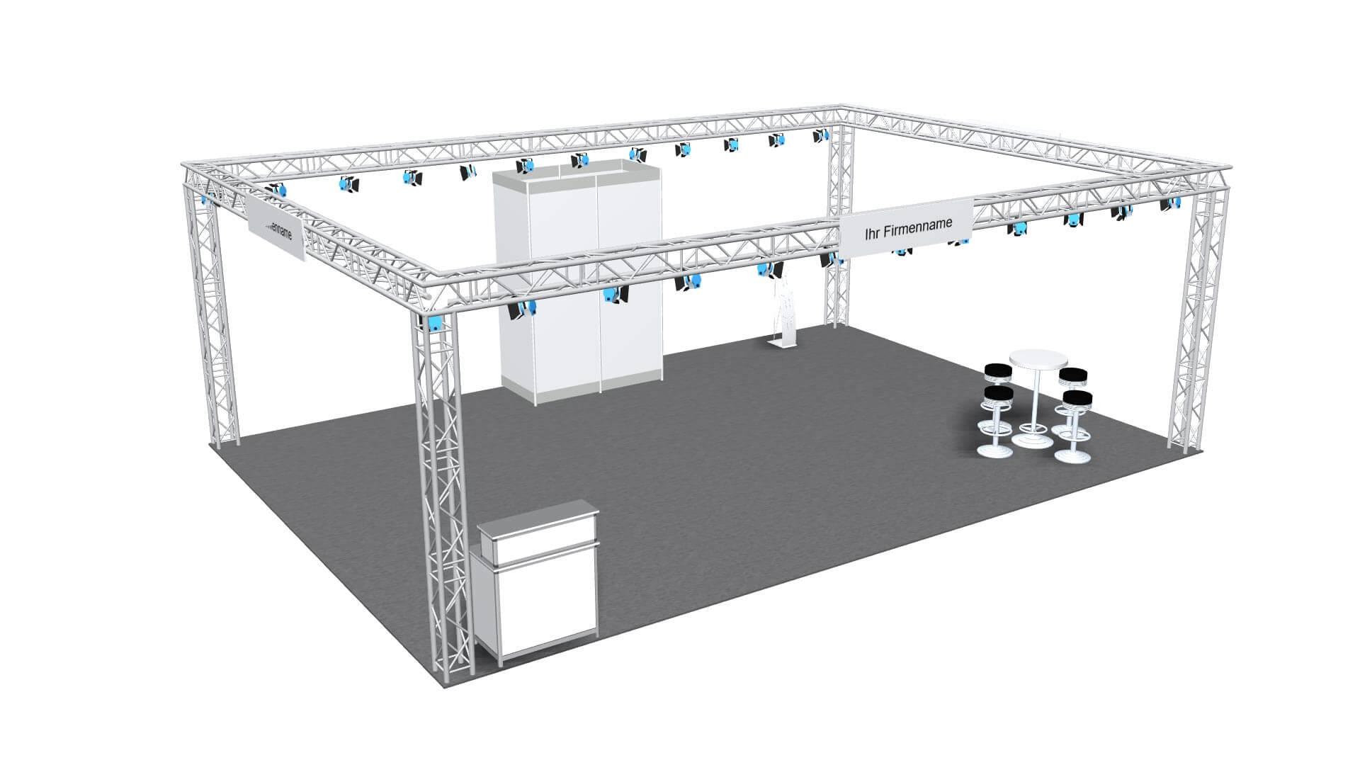 3D Messe Konfigurator Event