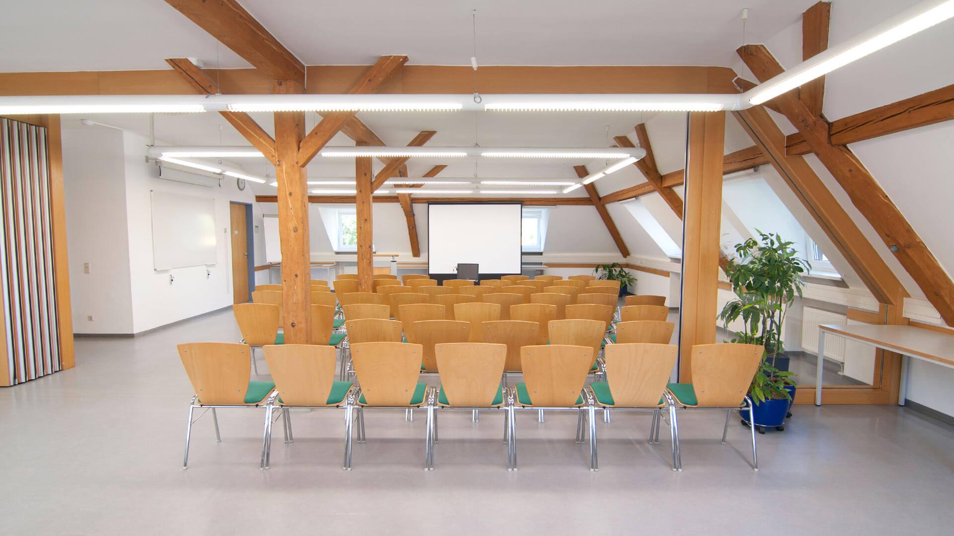 Paritätische Sozialdienste Karlsruhe Architektur Fotografie Räume Konferenzräume