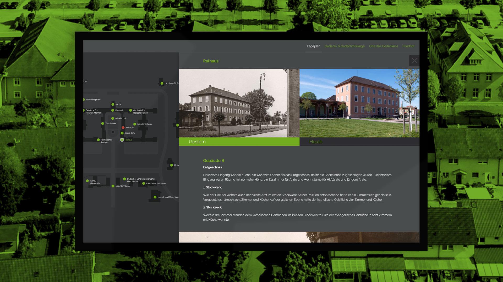 Illenau Arkaden Museum, Achern – Multimedia