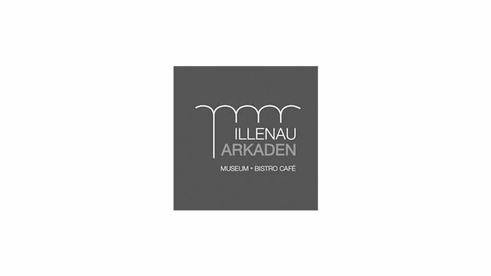 Illenau Arkaden Museum Bistro Café Logo