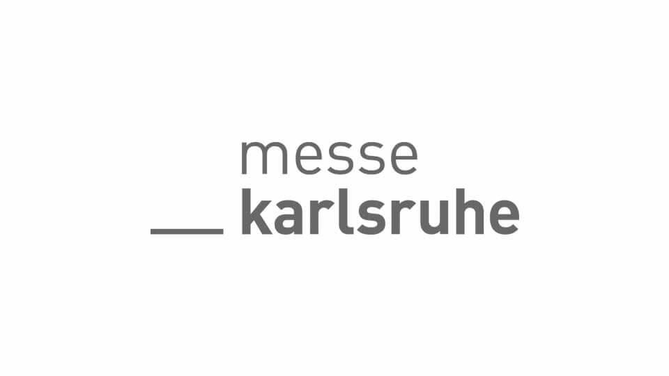 Messe Karlsruhe Logo