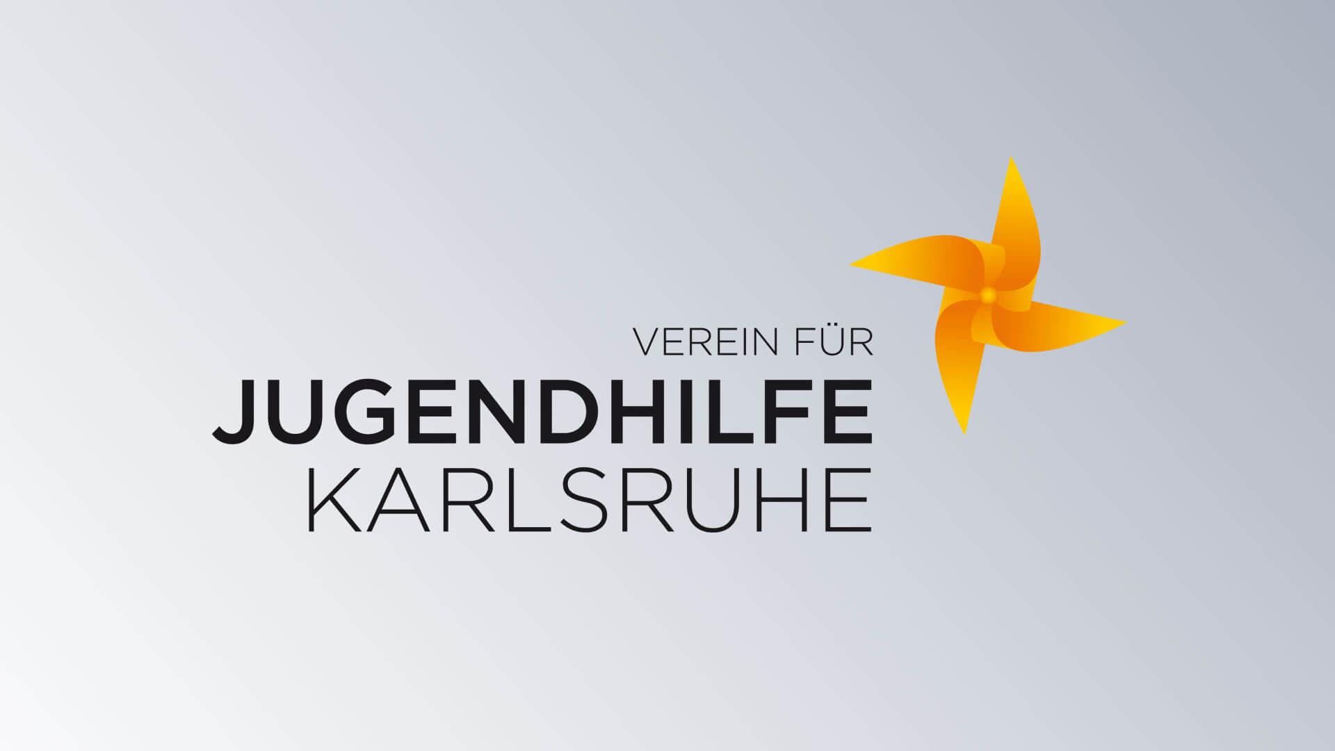 Verein für Jugendhilfe Karlsruhe e.V. Logo Logorelaunch